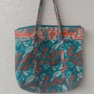 Miami Dolphins Green Orange Shoulder Bag Tote